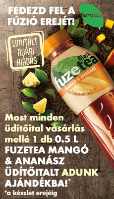 Fuzetea - mangó & ananász