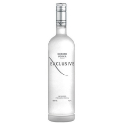 Exclusive Kosher Vodka 0,7L 40%