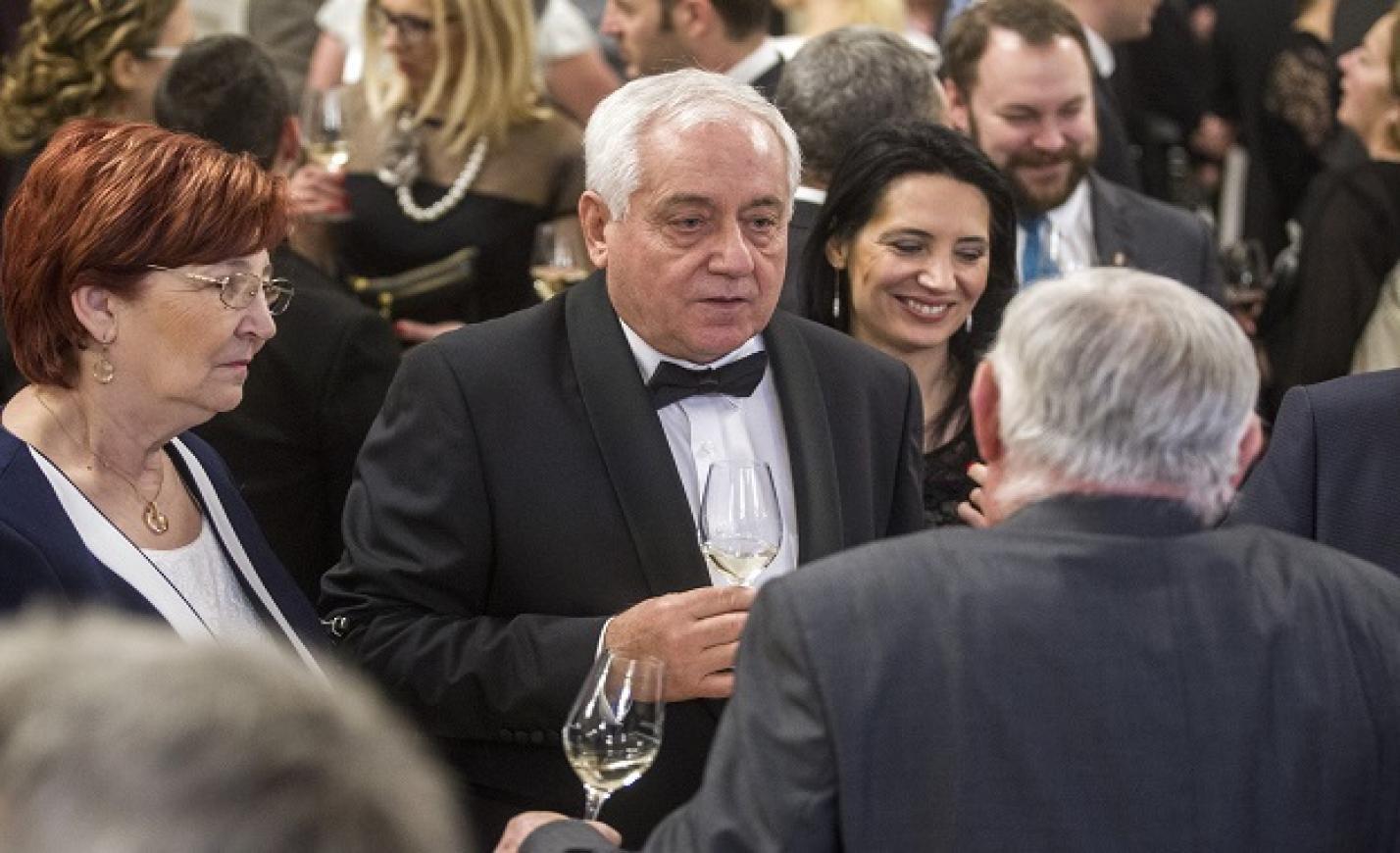Átadták az Év Bortermelője díjat Mészáros Pál borásznak