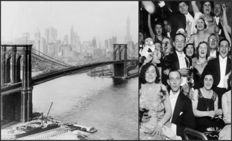 """Híd alá rejtett borospincékben búcsúzott a szesztilalom """"borzalmaitól"""" a New York-i elit"""