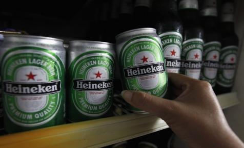 Per a Heineken ellen a vörös csillag miatt