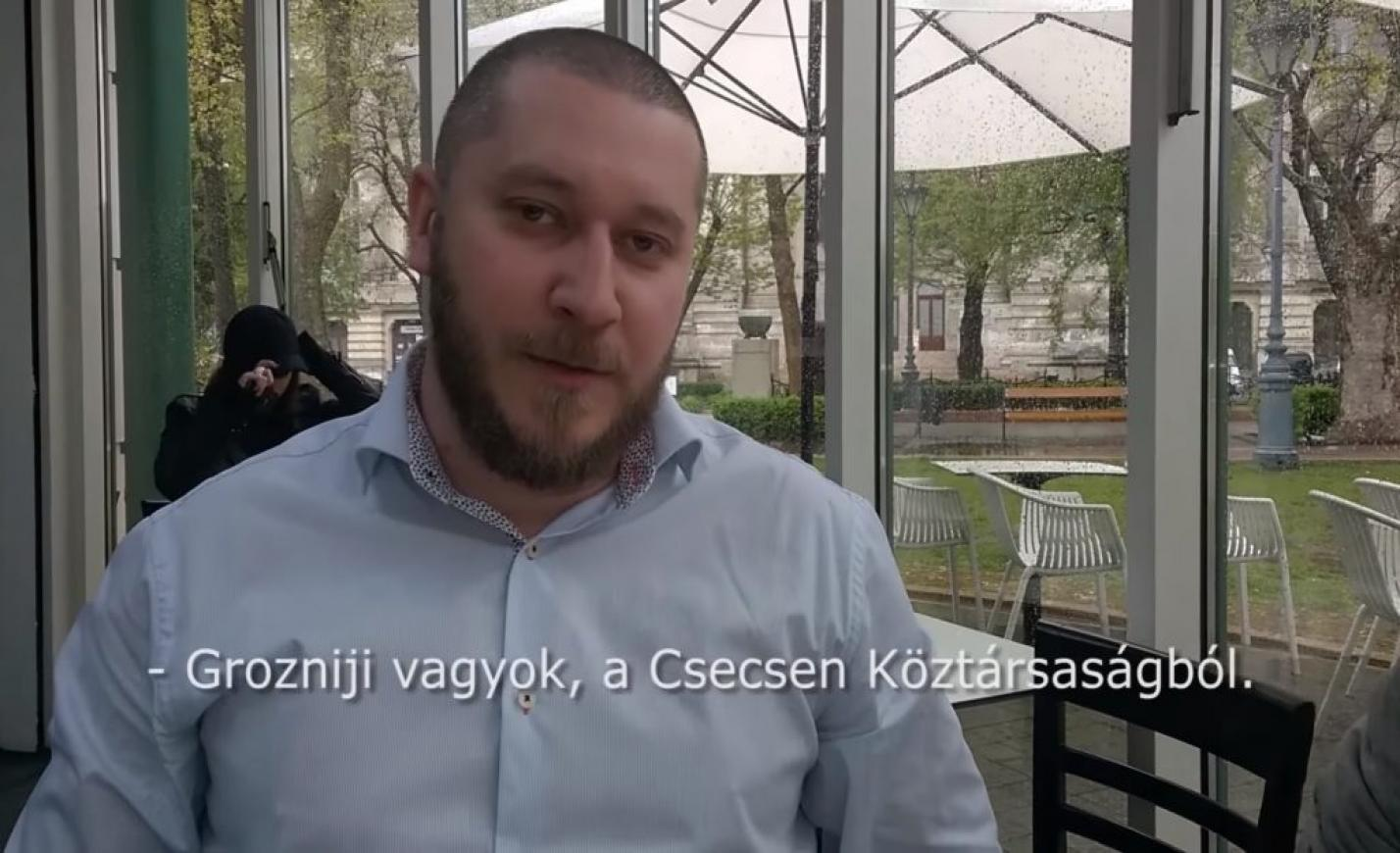 Magomed, a csecsen: Nem vagyok Robin Hood