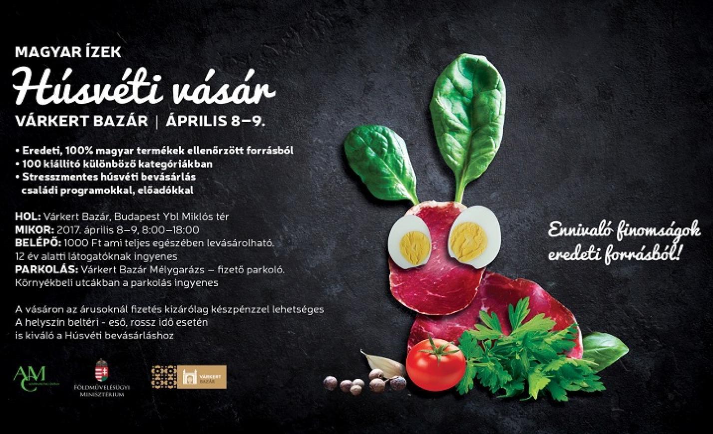Óriássonka-vágással köszöntötték a húsvétot a Magyar Ízek Vásárán