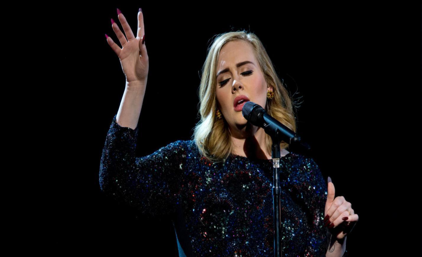 Adele soha többet nem fog turnézni?