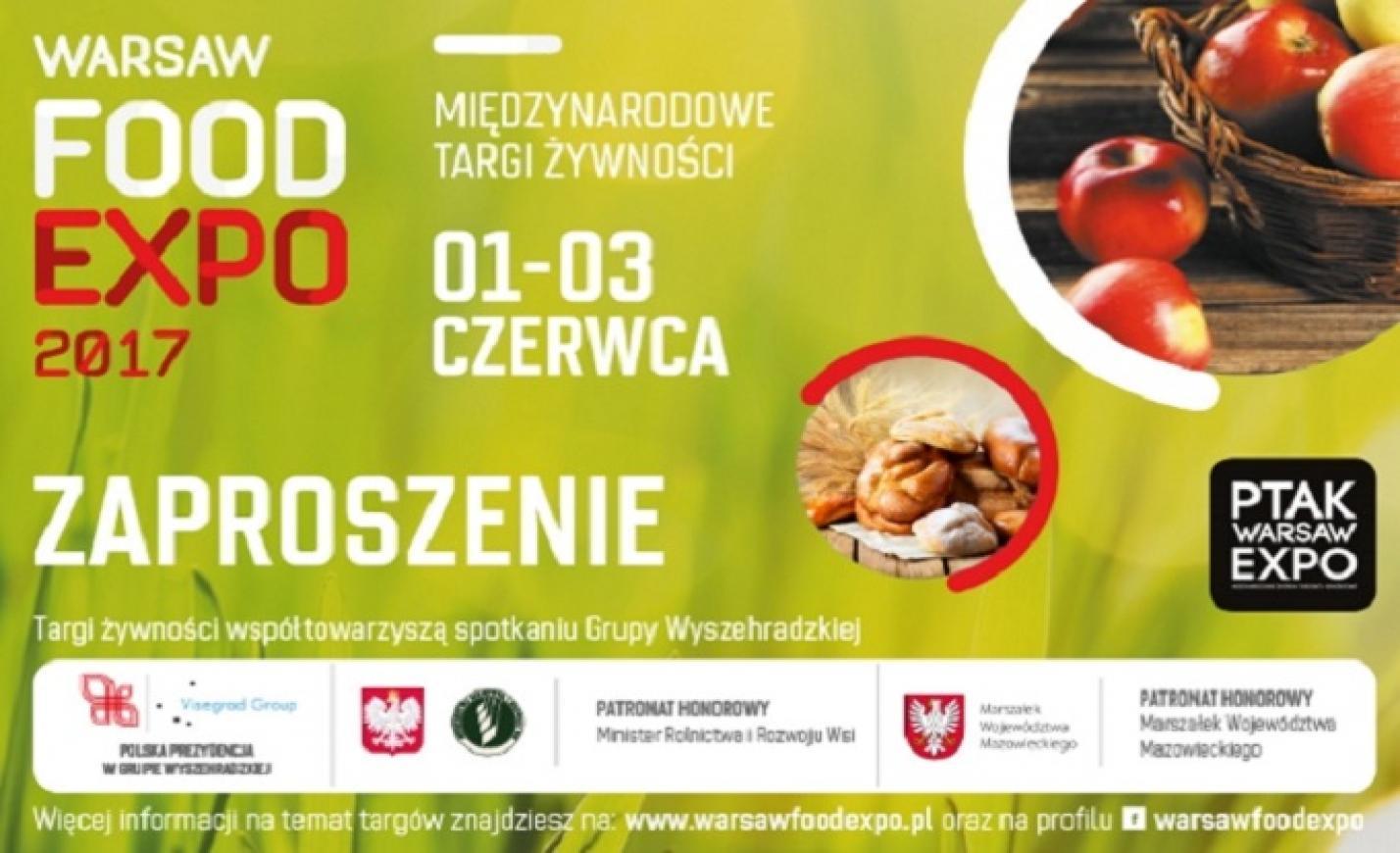 Magyarország a díszvendége a Varsóban megnyílt nemzetközi élelmiszeripari vásárnak in Warsaw
