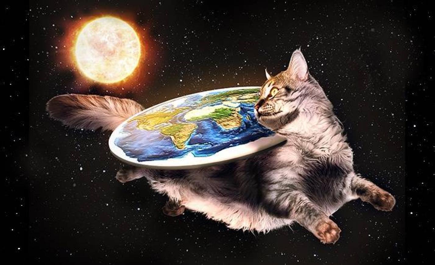És mégis lapos a Föld?