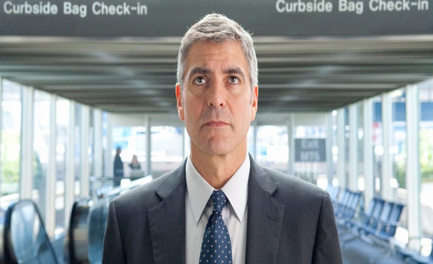 George Clooneyt megviseli az apaság?
