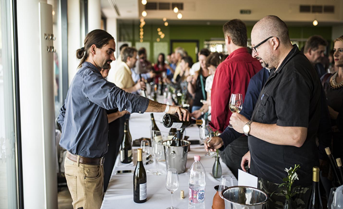 Háromszoros Trófea díjas bort lehet kóstolni két hét múlva