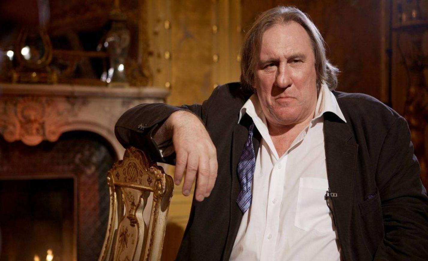 Depardieu szerint ha megnéznénk magunknak Putyint, egyből megszeretnénk