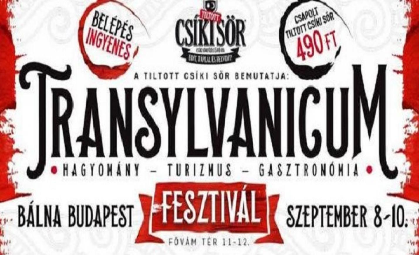 Erdély ízei és kultúrája mutatkozik be a Transylvanicum fesztiválon