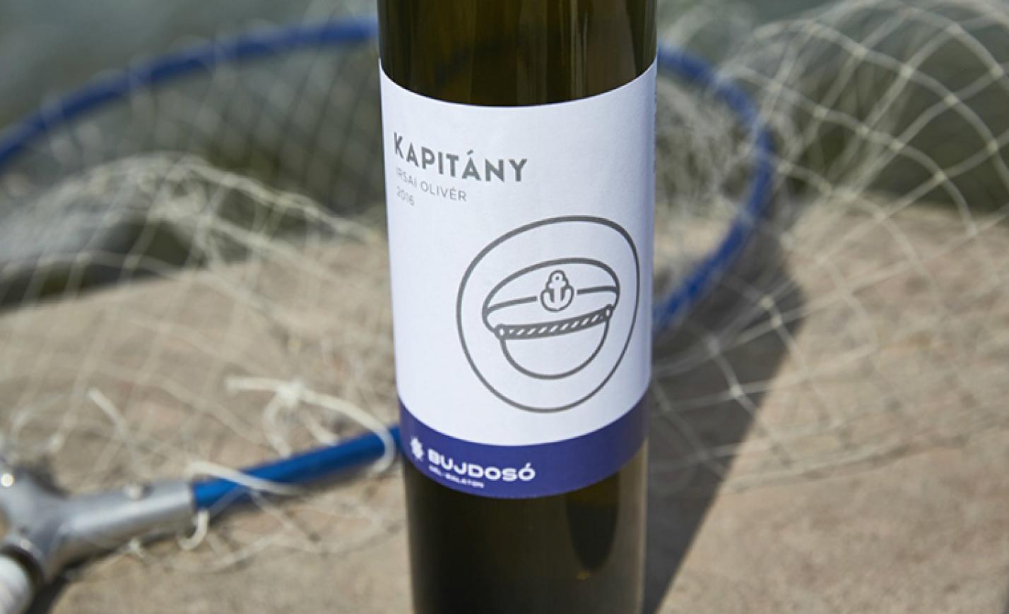 Új címkével érkeznek a Bujdosó Pincészet borai