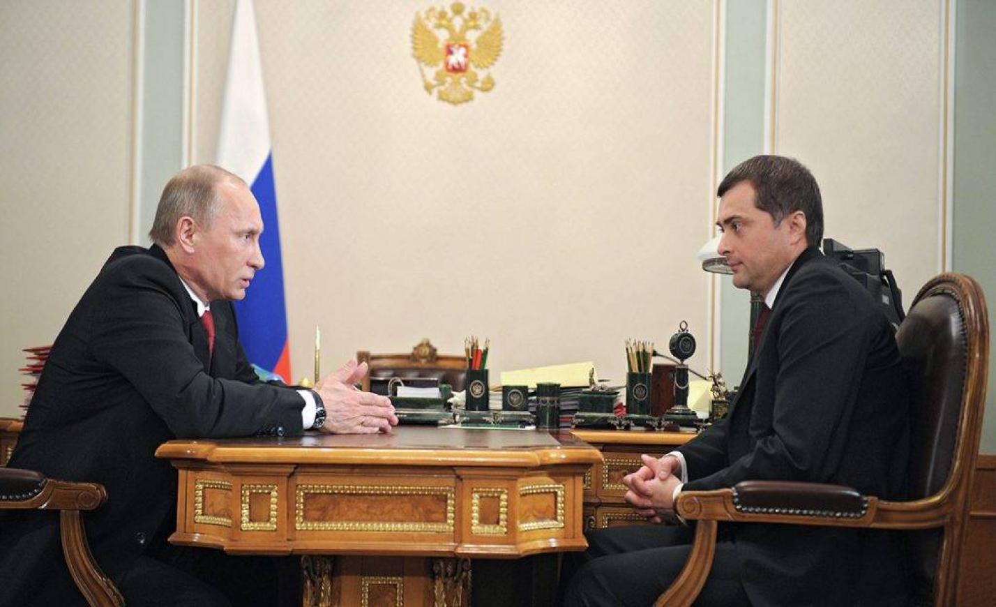 Habony hasonmása Putyin mellett dolgozik