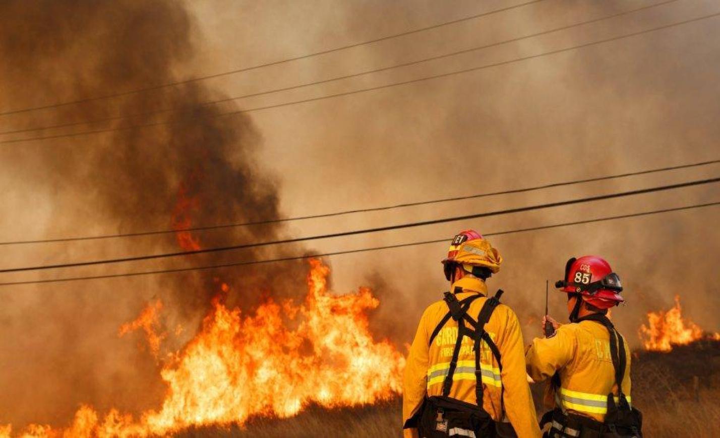 Kaliforniai pokol: már 15 halott a tűzvészben