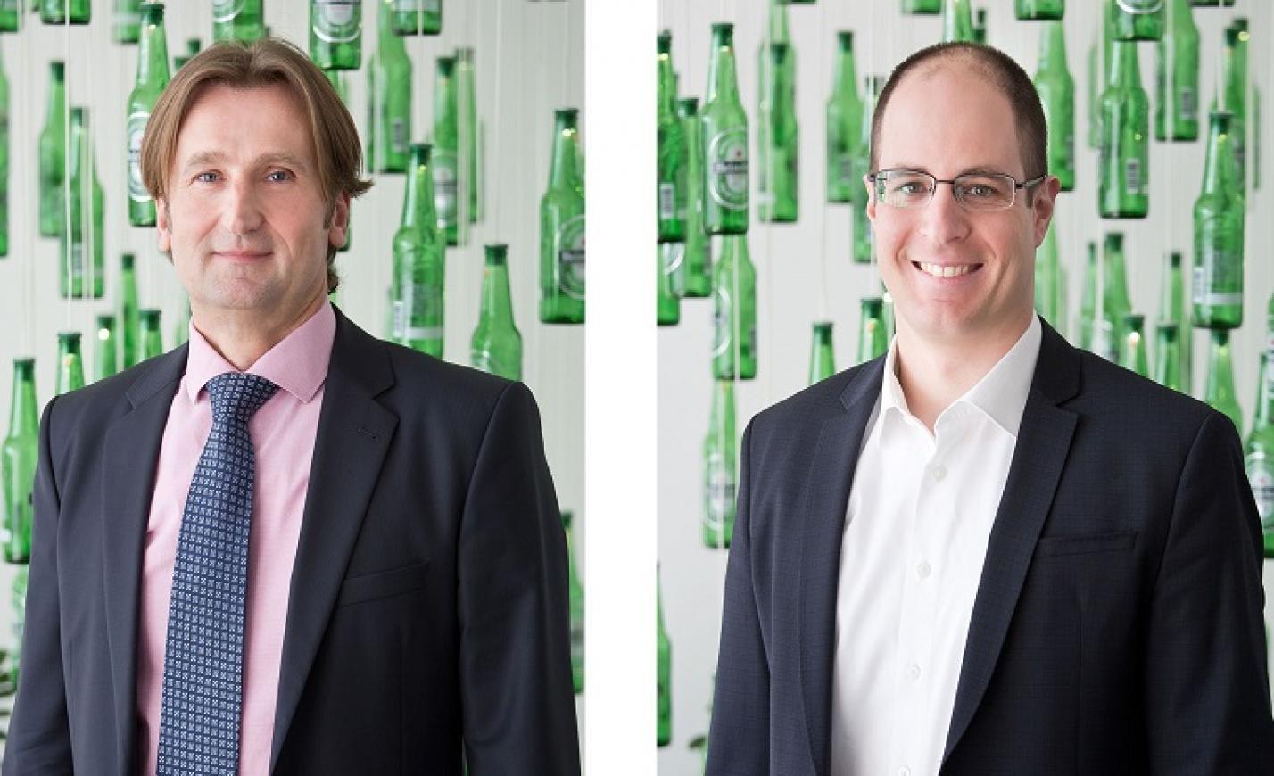 Megerősített stratégia, új marketing és értékesítési igazgatók a HEINEKEN Hungáriánál