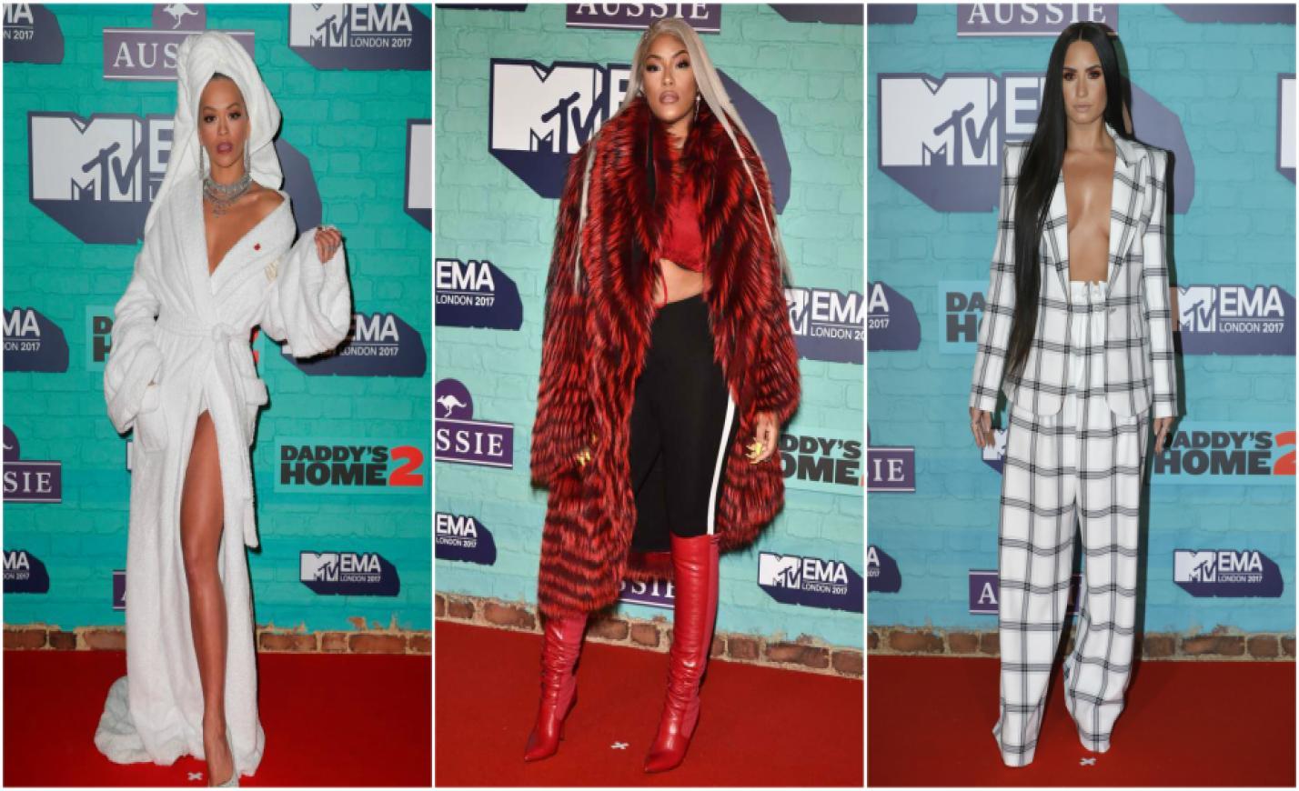 Ezek voltak az MTV EMA legjobb és legrosszabb szettjei
