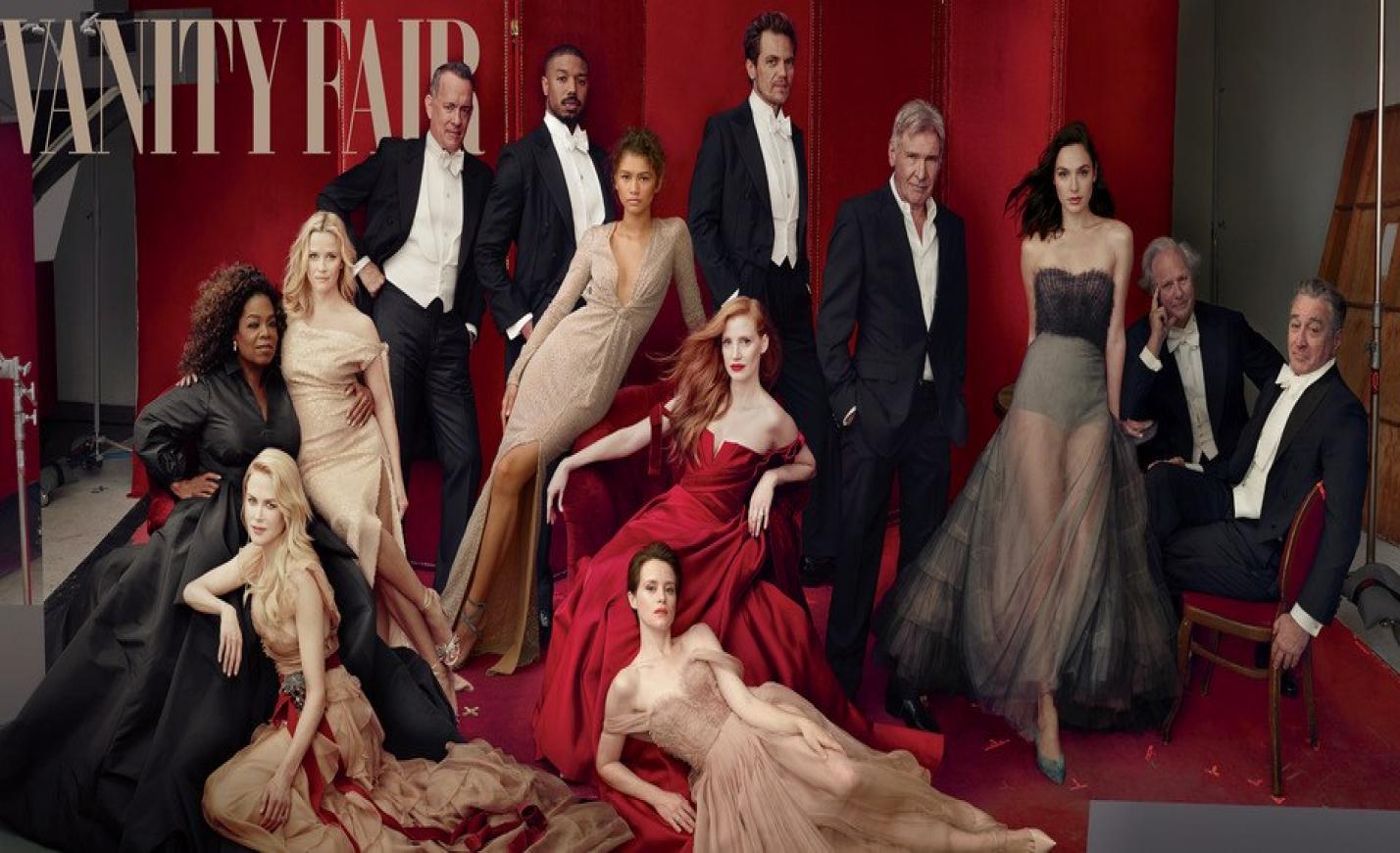 A Vanity Fair photoshop bakiján nevet az internet