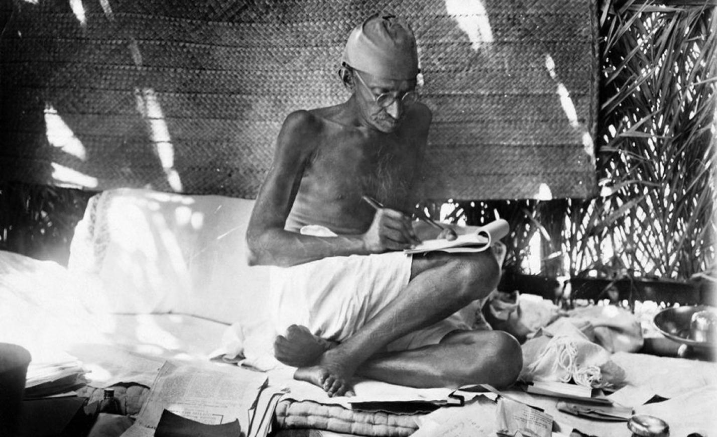Hetven éve ölték meg Gandhit