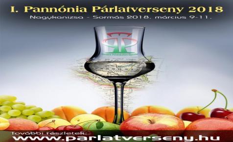 I. Pannónia Párlatverseny 2018