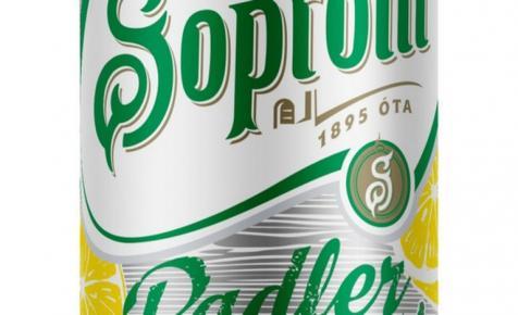 Jön a meggyes-citromos és bodzás-citromos Soproni Radler