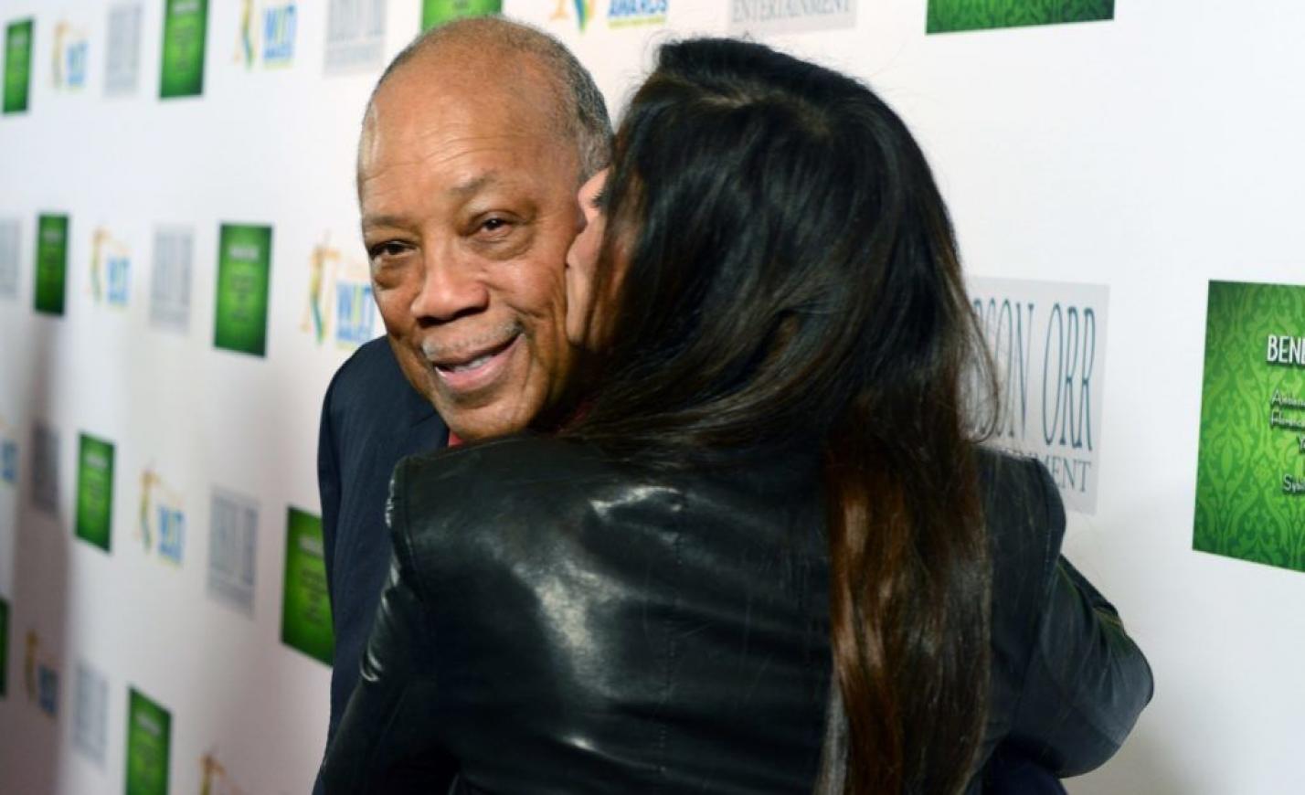 Quincy Jones megbolondult vagy reklám az egész?
