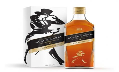 You too, Johnny! – Jane Walker néven készült skót whisky