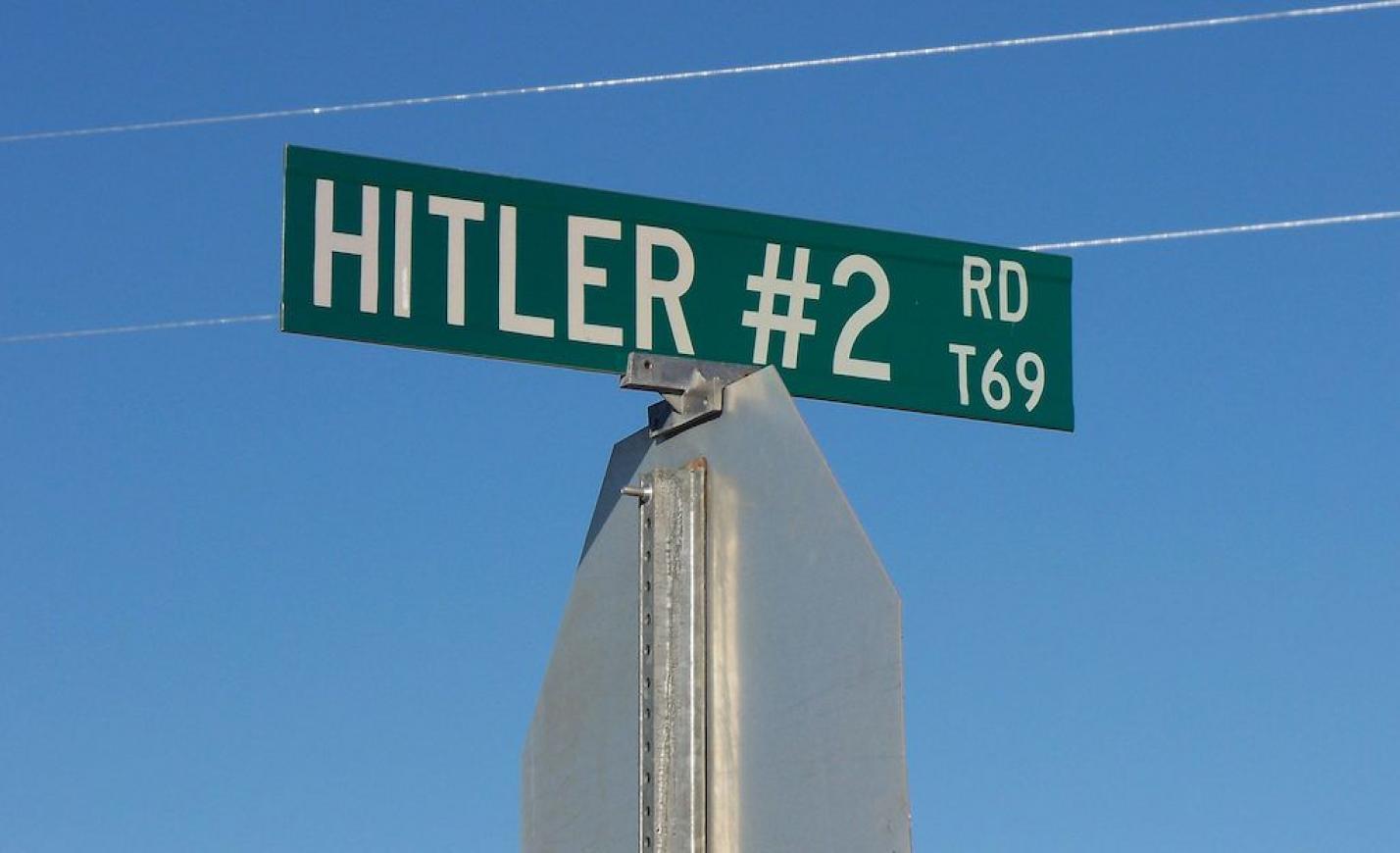 Az amerikai város, ahol utcát, parkot és temetőt is neveztek el Hitlerről