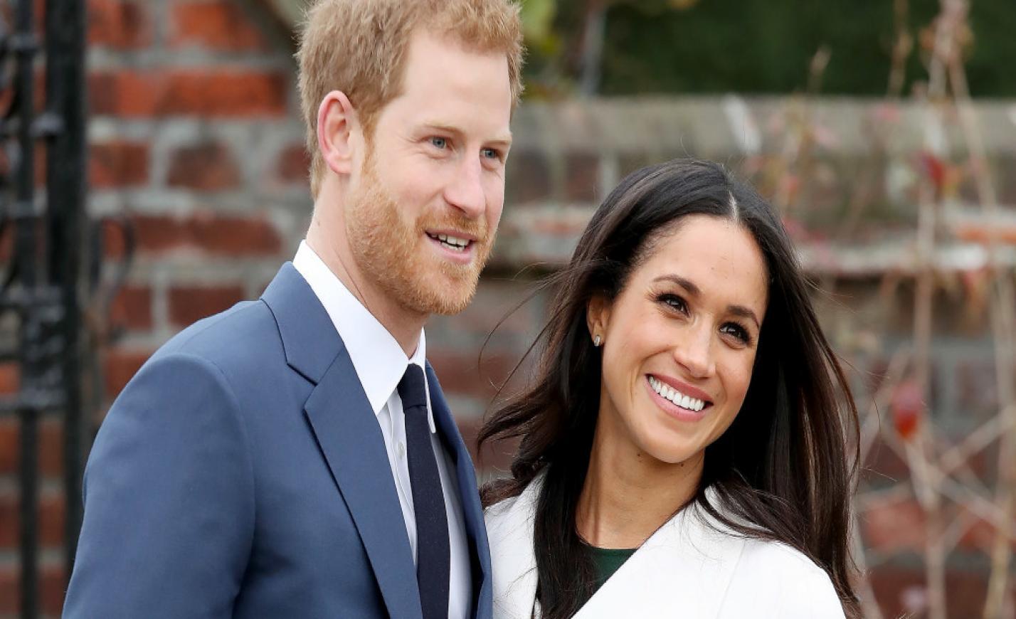 Nem hiszed el, mit szolgálnak fel Harry herceg és Meghan Markle esküvőjén