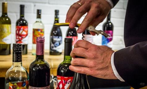 Az autizmus mögé áll a VinCE Budapest Wine Show