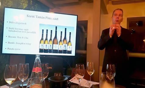 Felvásárolt szőlőből is készülhet csúcsbor: íme a Szent Tamás 7 éve