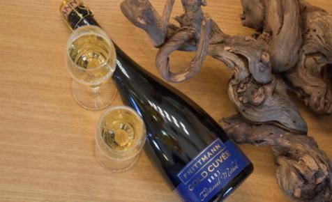 Minden napra egy pezsgő: Frittmann Gold Cuvée Brut 2016