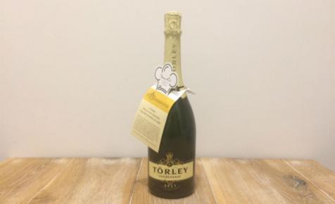 Minden napra egy pezsgő: Törley Chardonnay Brut 2014