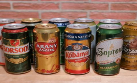 Sörteszt: a Soproni, a Borsodi vagy az Arany Ászok a legjobb?