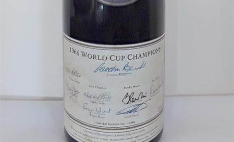 Különleges foci-világbajnokságos pezsgőt lehet most vásárolni