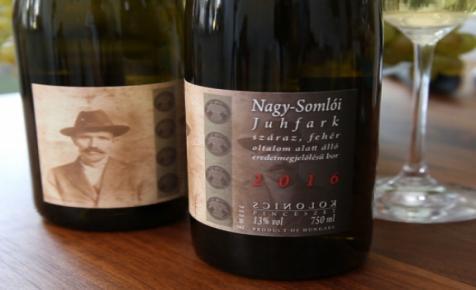 7 nap, 7 borász, 7 boros recept - Kóstold meg a Somlói Juhfarkot!
