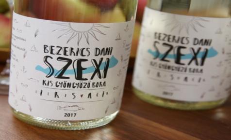 7 nap, 7 borász, 7 boros recept - Kóstold meg a Szexi Irsai gyöngyözőbort!