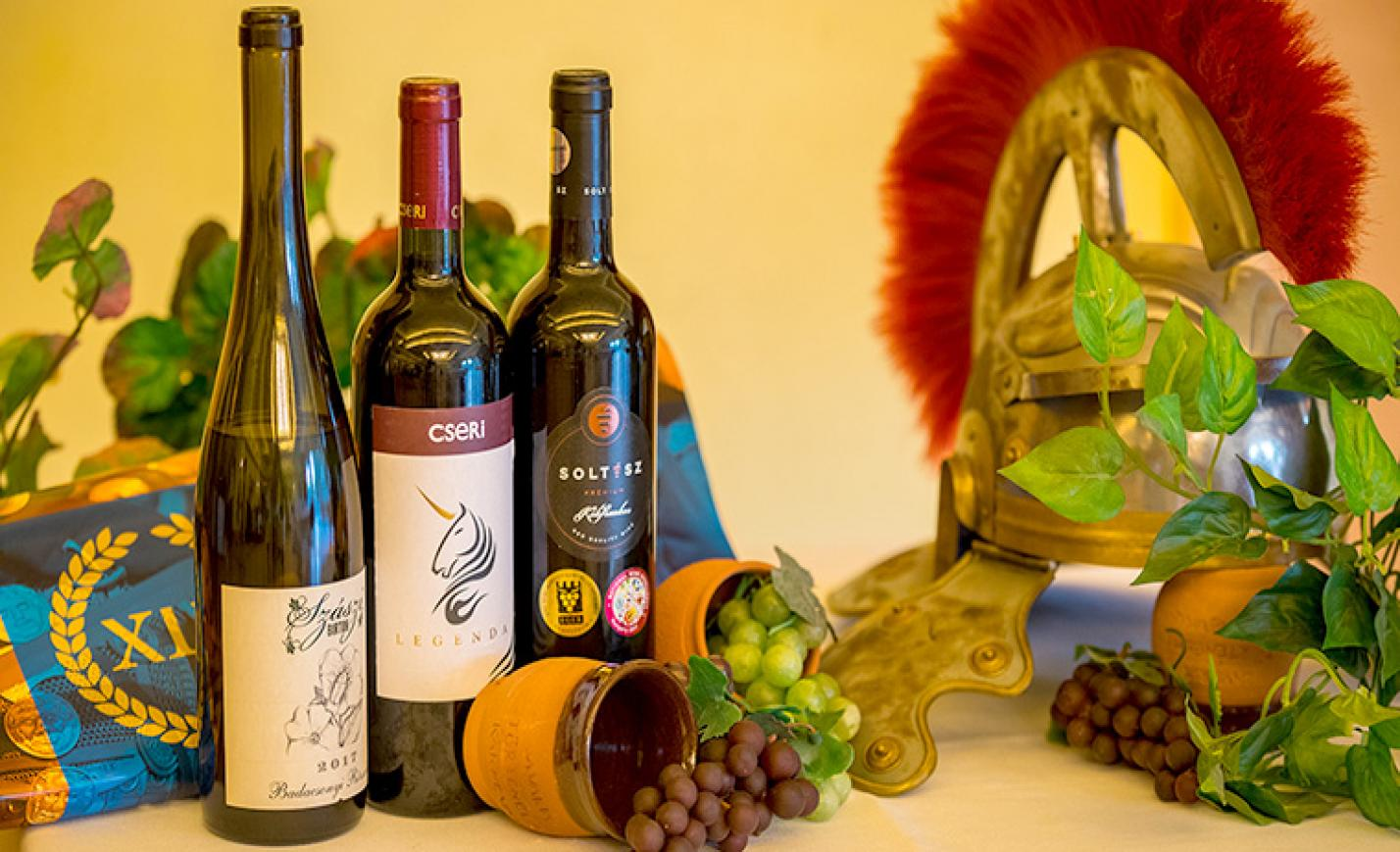 Egy vörös lett a Savaria Történelmi Karnevál bora