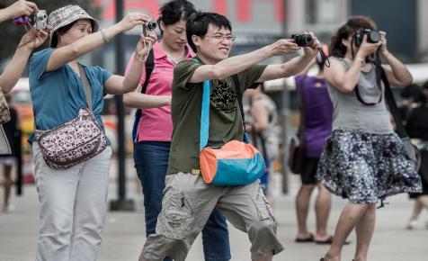 Dinamikusan bővül a kínai turisták száma Magyarországon