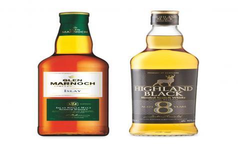 A világ legjobb whiskyjei egy diszkontlánc saját márkás italai