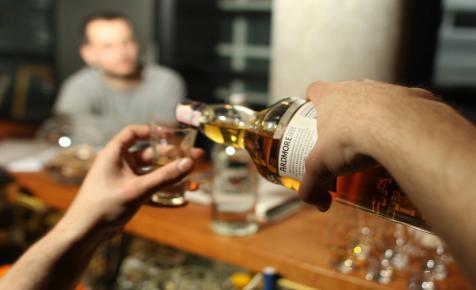 A whisky antioxidáns tartalma egészségesebb életet ígér