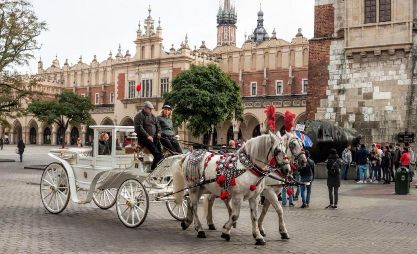 Krakkó – a Rómába oltott Budapest