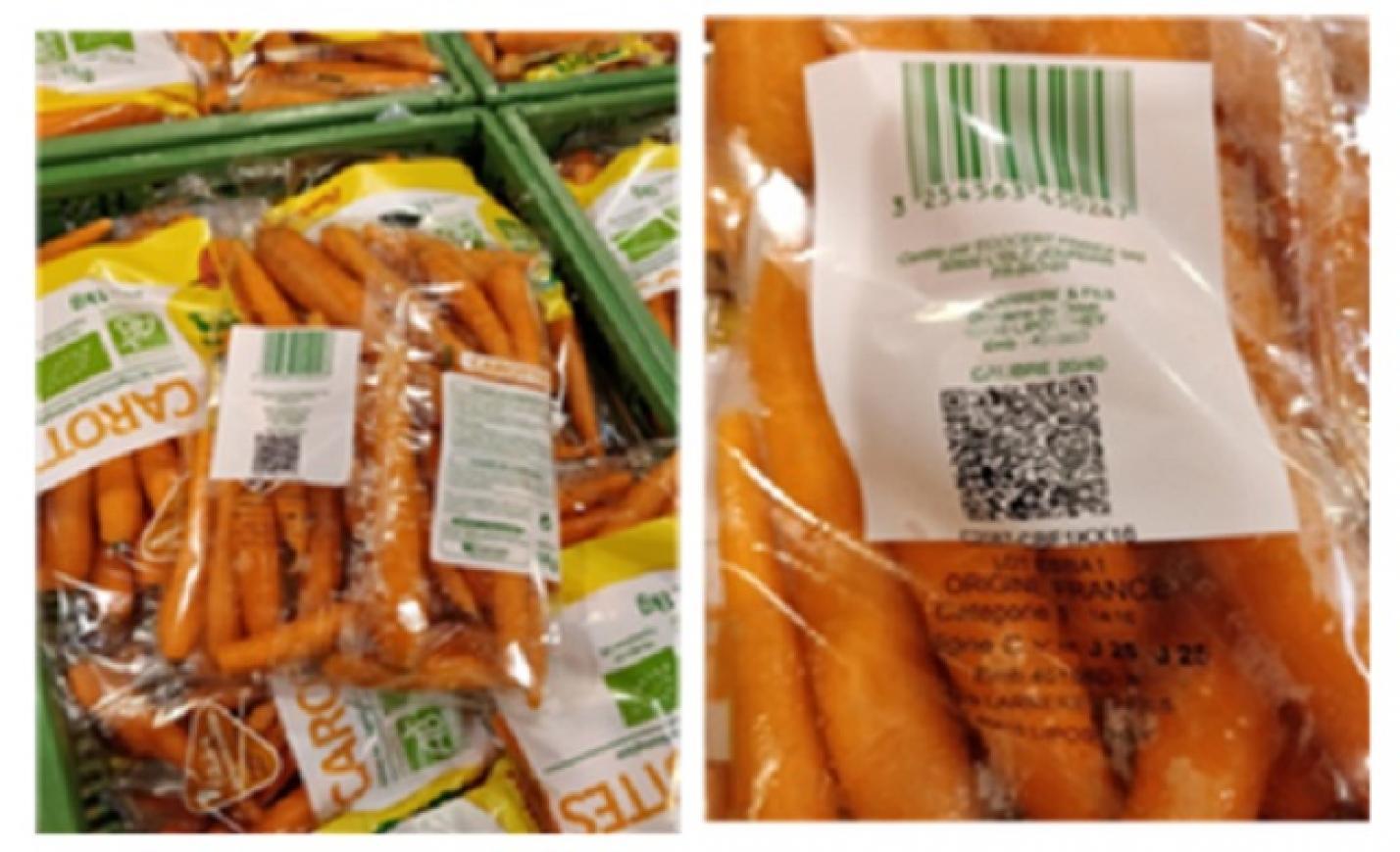 Magyar fejlesztők által készített blokklánc alapú élelmiszer nyomonkövetést vezet be az Auchan öt országban