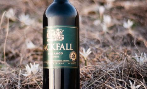 Minden napra egy vörösbor: Jackfall, Pillangó 2009
