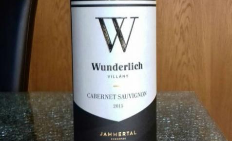 Minden napra egy vörösbor: Jammertal Wundelrich Cabernet Sauvignon 2015
