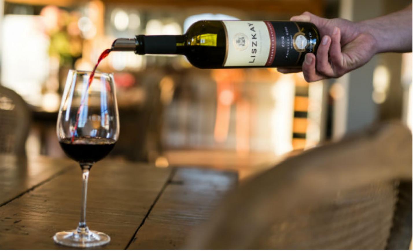 Minden napra egy vörösbor: Liszkay Borkúria, Cabernet Sauvignon 2015