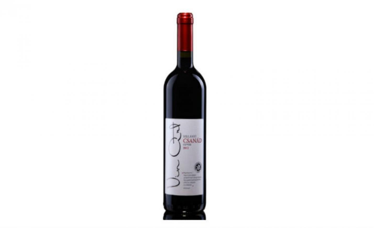 Minden napra egy vörösbor: Vin Art Pincészet, Csanád Cuvée 2012