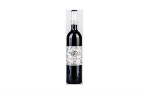 Minden napra egy vörösbor: Vinatus Pince, Crassus 2012