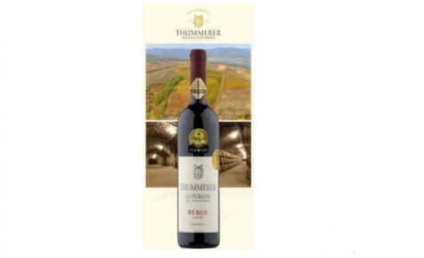 Minden napra egy vörösbor: Thummerer Rébus Egri Cuvée Superior 2012