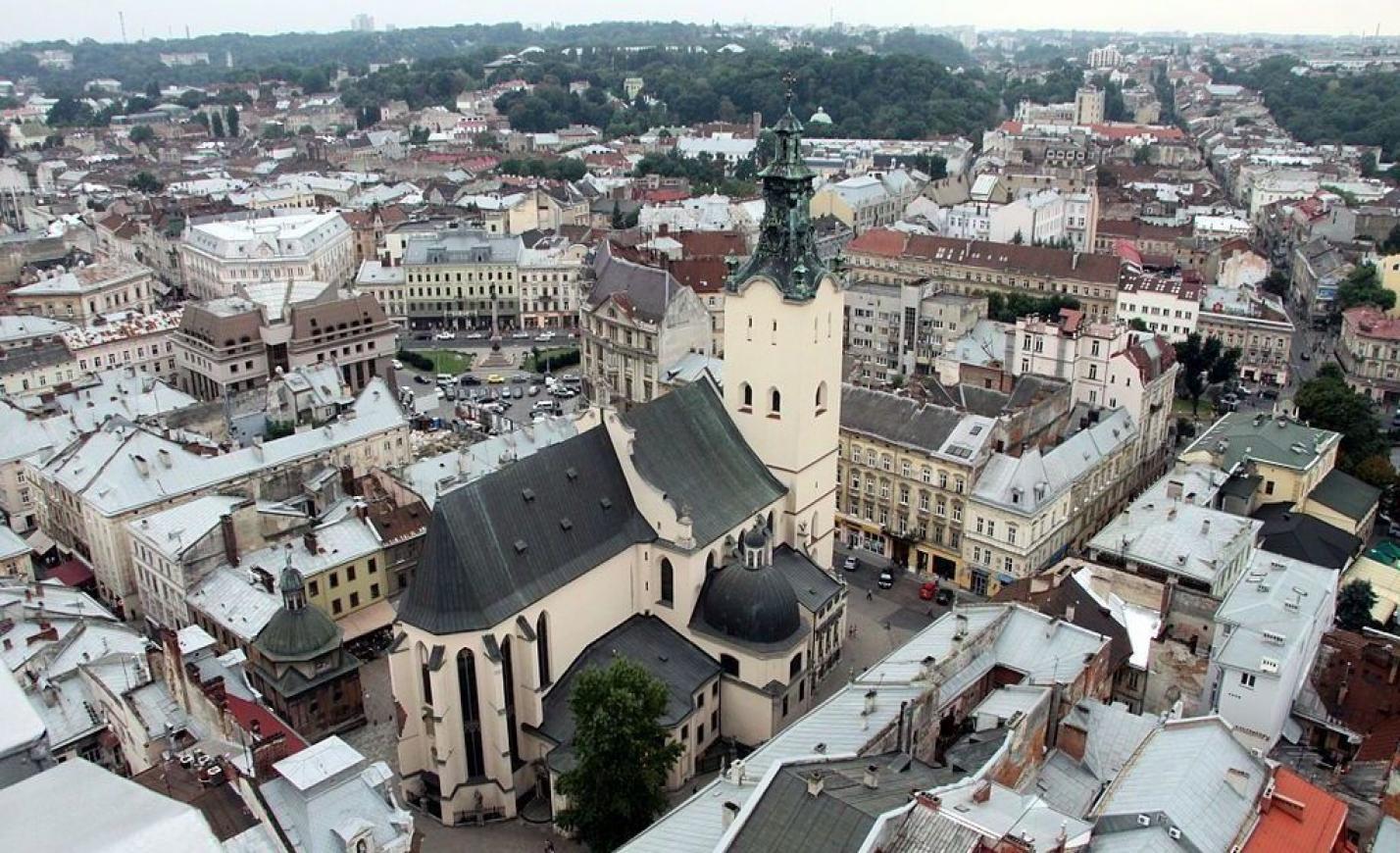 A kelet Bécseként emlegetett Lviv