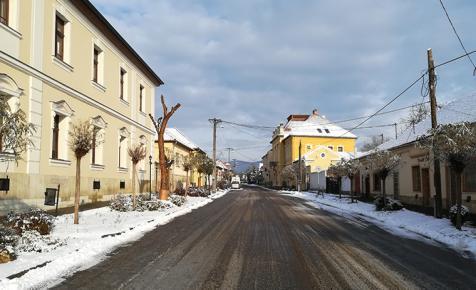 Intim téli túra Tokajban