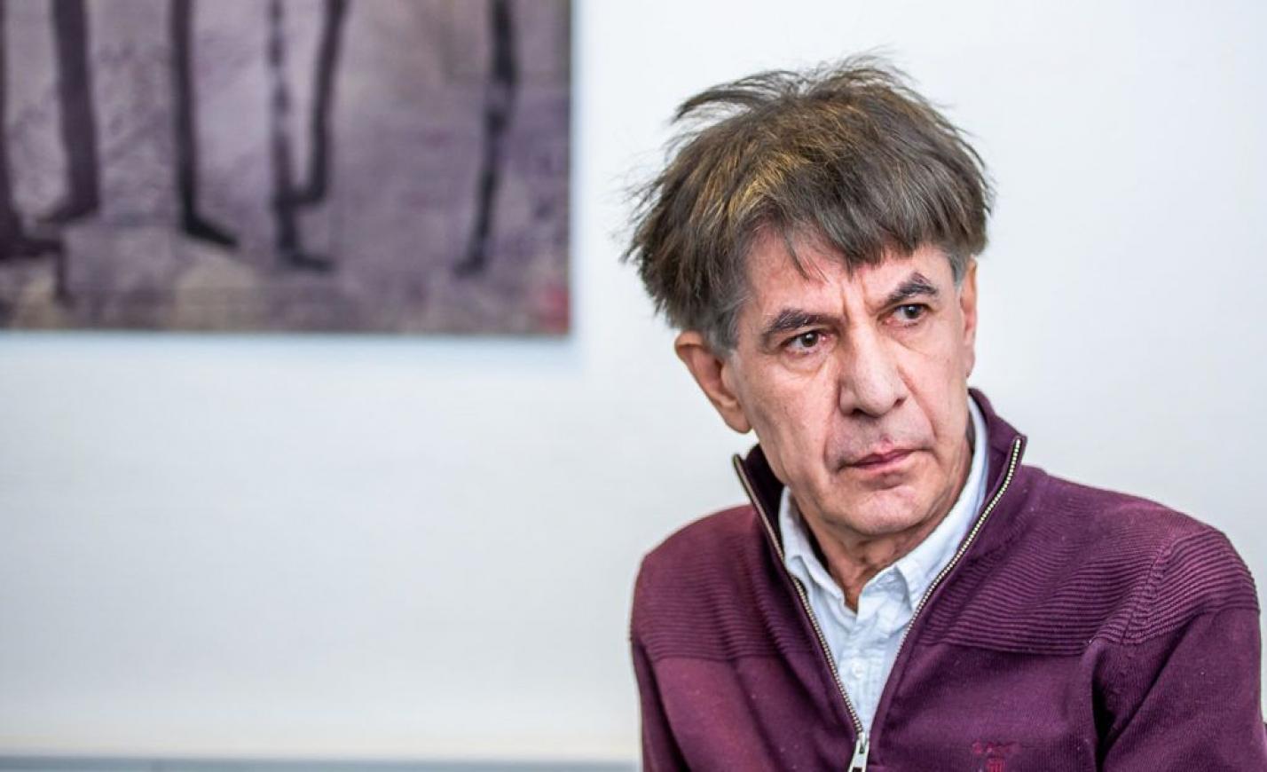 Milorad Krstić: Költő vagyok, csak ecsettel